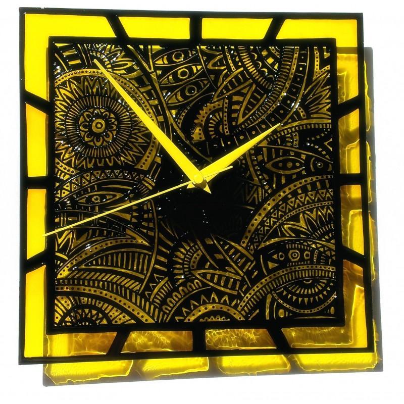"""Часы настенные """"Ирокезы"""""""