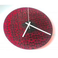 """Часы настенные """"Лабиринт минотавра"""""""