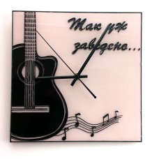 Часы настенные «Гитара»