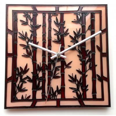 """Часы настенные """"Бамбук"""""""