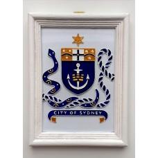 Рамка «Герб Сиднея»