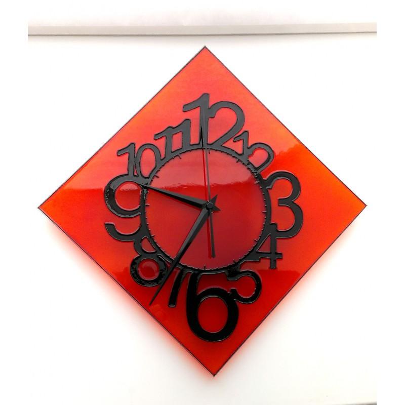 "Часы настенные ""Морковные"""