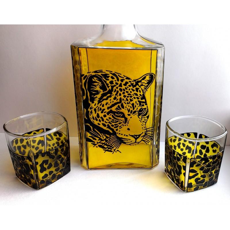 Набор для виски «Ягуар»