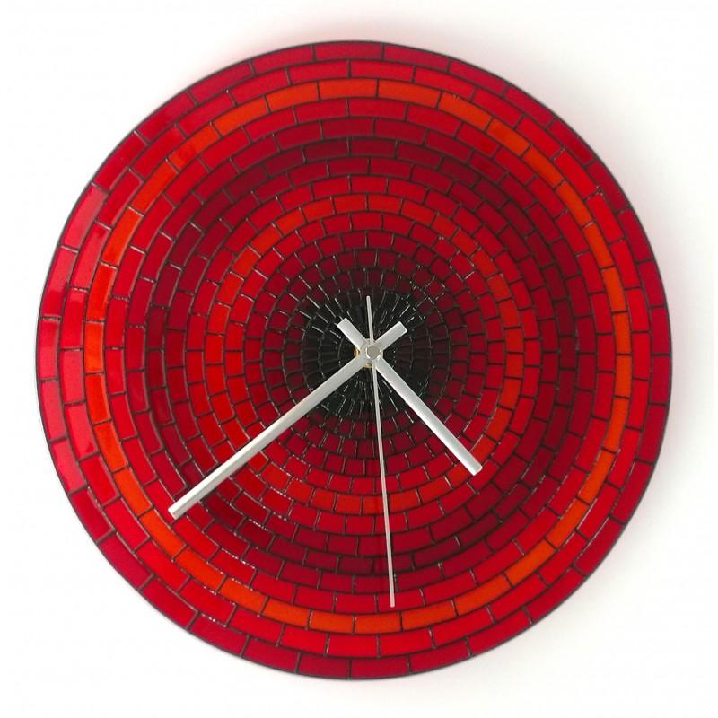 Часы настенные «Кирпичики» 2
