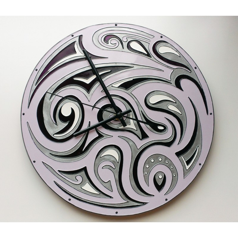 Часы настенные «Фиолет»