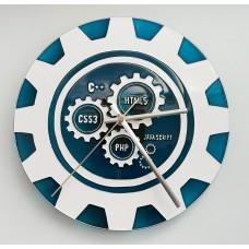 Часы настенные «Программистам»