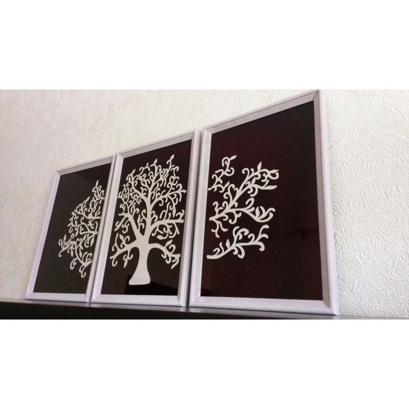 """Триптих """"Дерево"""""""