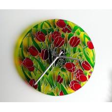 """Часы настенные """"Весеннее настроение"""""""